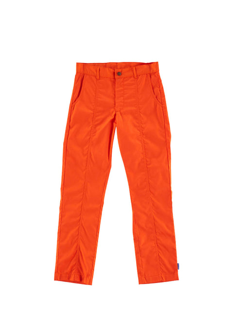 odd92 Anton Belinskiy Spring/Summer 2019 Orange Slim Pants - 1