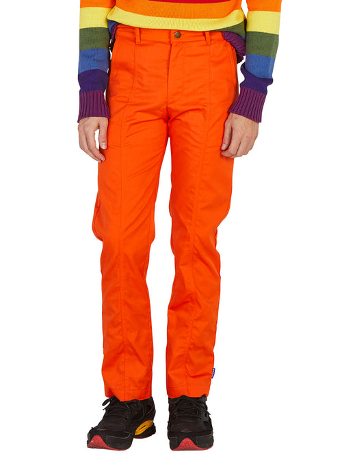 odd92 Anton Belinskiy Spring/Summer 2019 Orange Slim Pants - 2