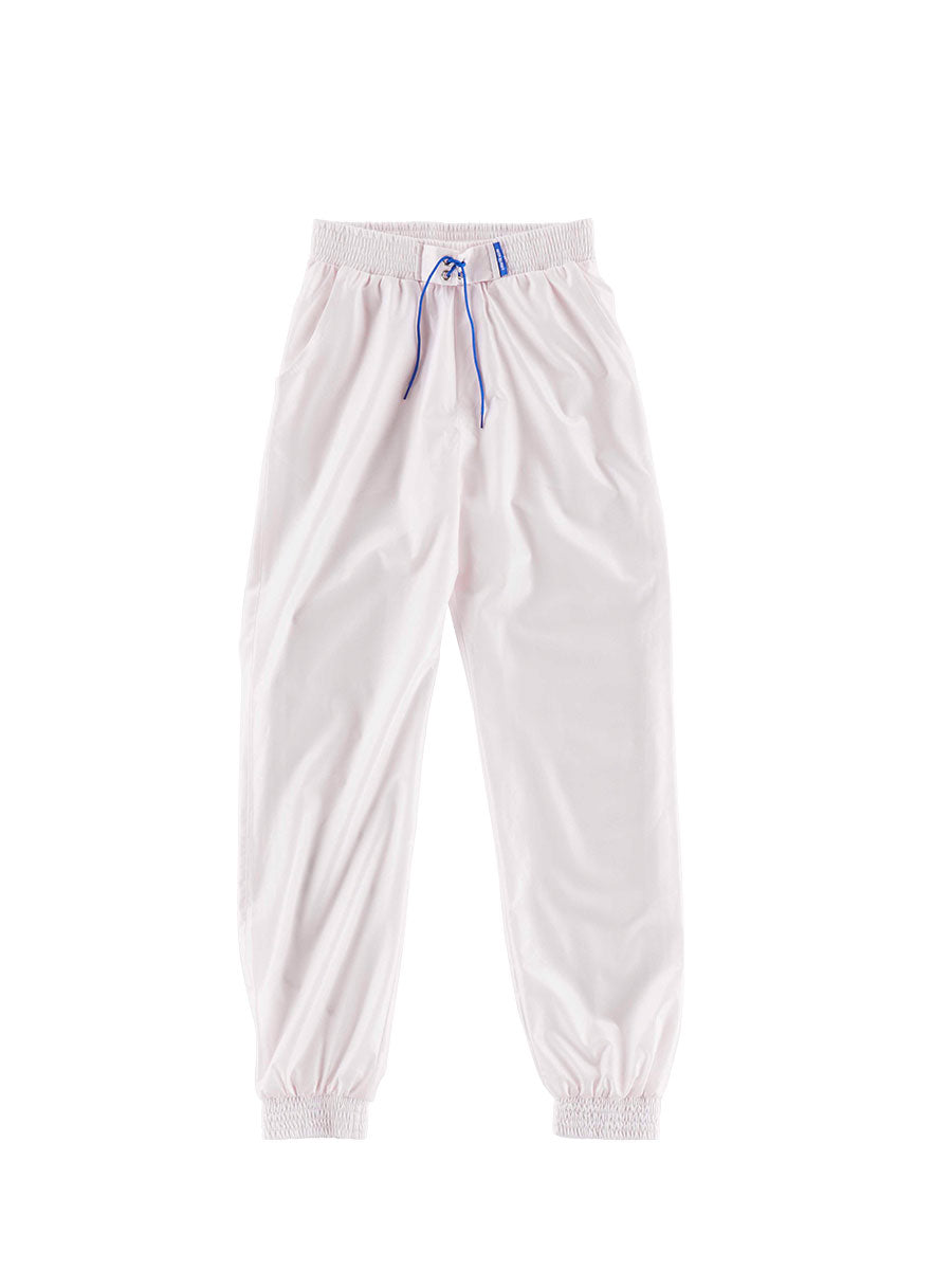 odd92 Anton Belinskiy Spring/Summer 2019 Light Pink Track Pants - 1