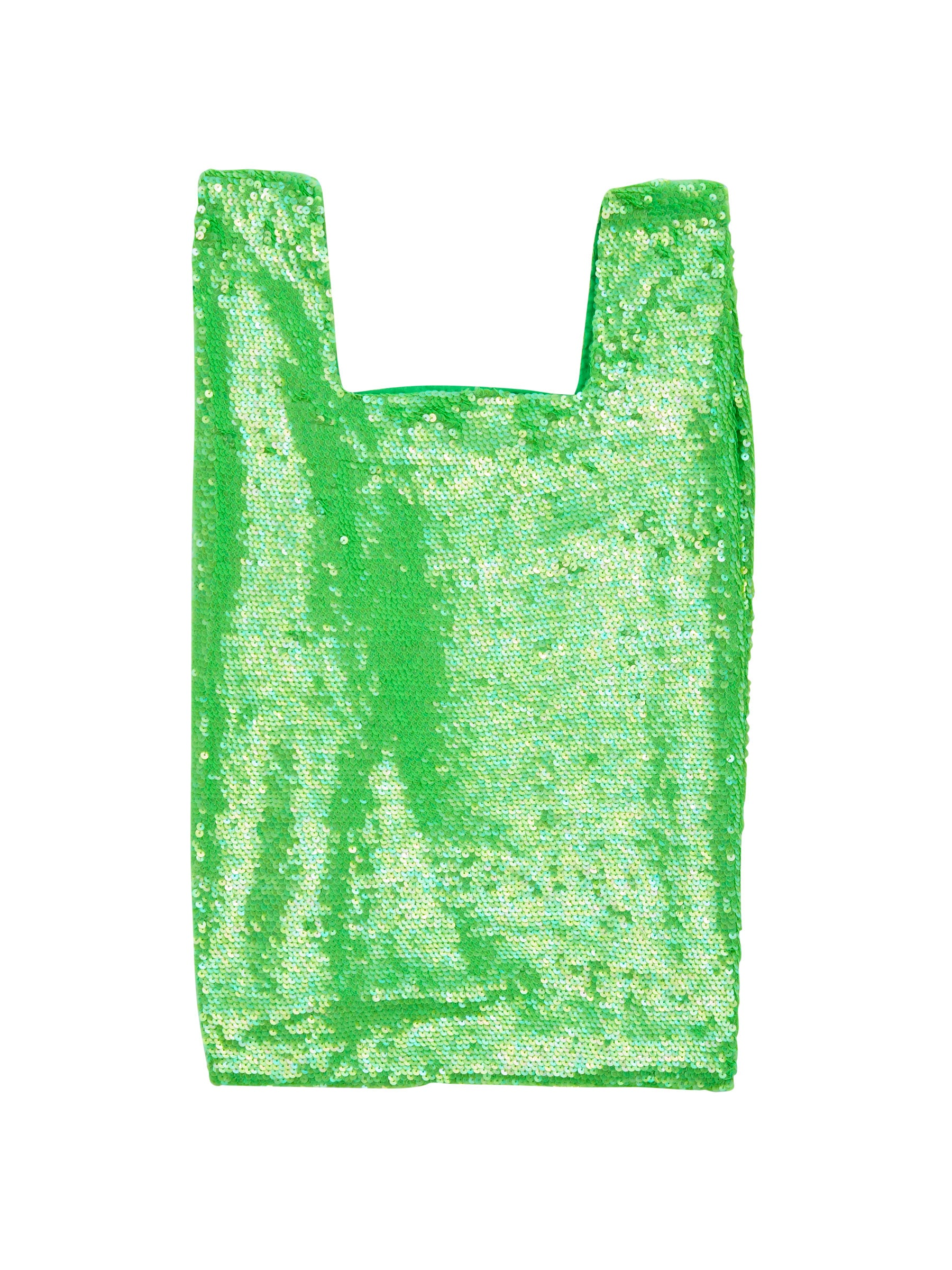 odd92 Ashish Sequin Shopper Bag Green Spring/Summer 2019 - 1
