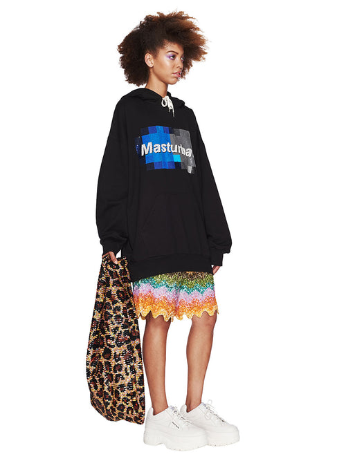 Ashish Fall/Winter 2018 Leopard Sequin Shopper Tote odd92 - 2