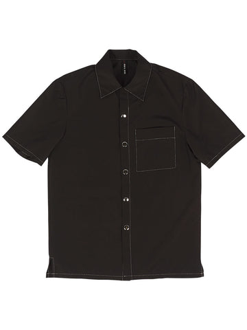 Logo Button-Down Shirt