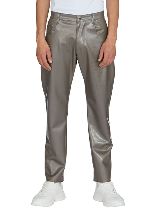 odd92 Shop Arthur Avellano Spring/Summer 2019 Menswear Latex Jean Style Pants - 2