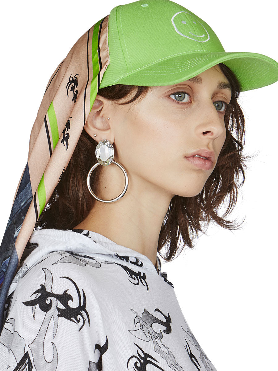 odd92 Barbara Bologna Big Crystal Earring Spring/Summer 2019 Womenswear Jewelry - 2