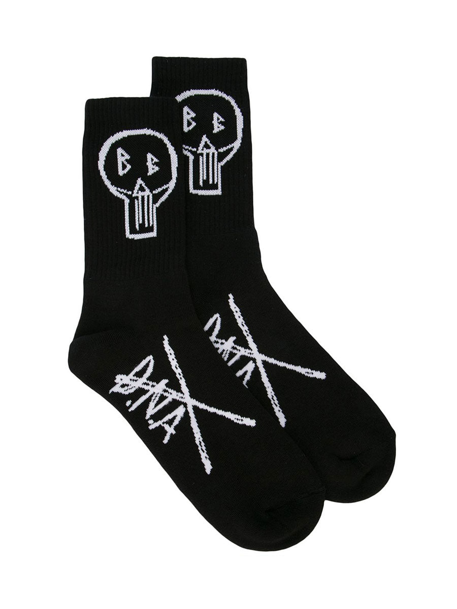 odd92 Barbara Bologna D.N.A. BB Socks Black & White Spring/Summer 2019 - 1