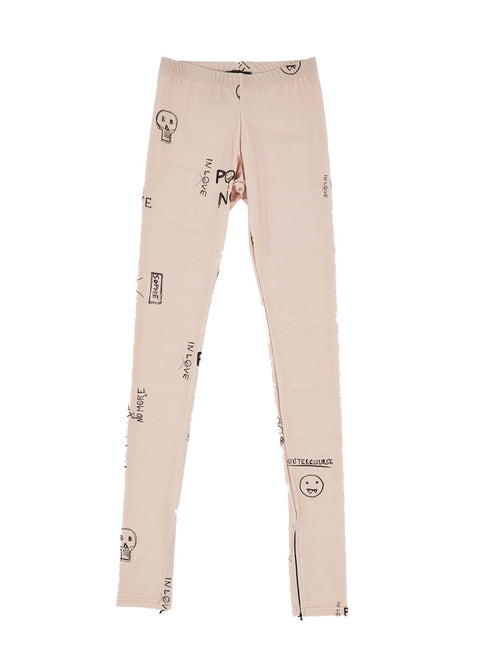 odd92 Exclusive Barbara Bologna Print Leggings Spring/Summer 2019 Womenswear - 1