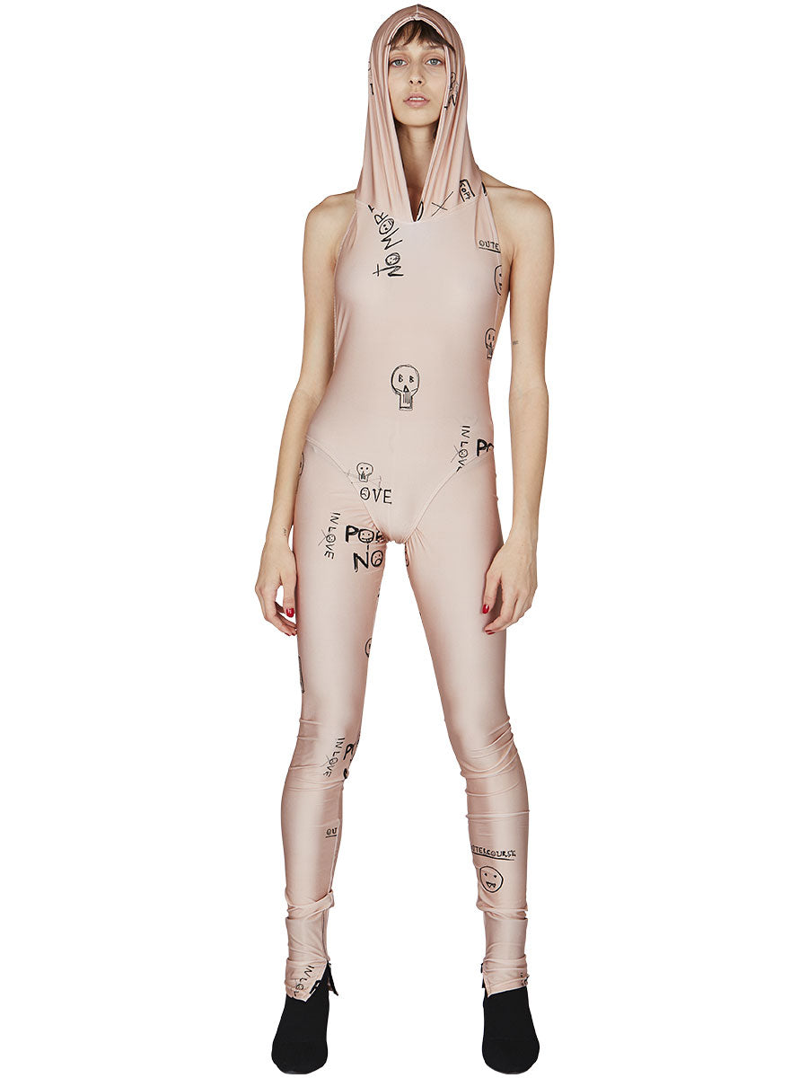 odd92 Exclusive Barbara Bologna PQ Print Swimsuit Spring/Summer 2019 Womenswear - 3