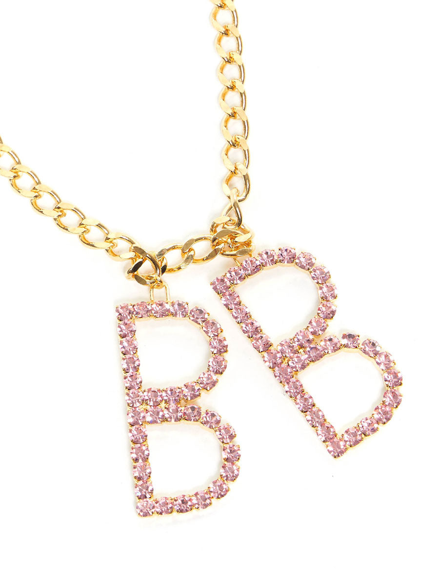Barbara Bologna Brave necklace - Metallic 7U1TnbKz8Z