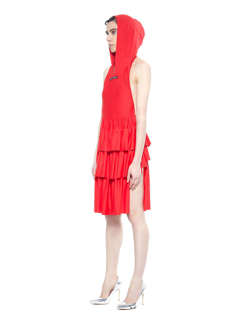 Barbara Bologna red be brave swim dress - 2
