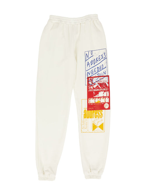 odd92 Bethany Williams Hachette Joggers Spring/Summer 2019 Menswear - 1