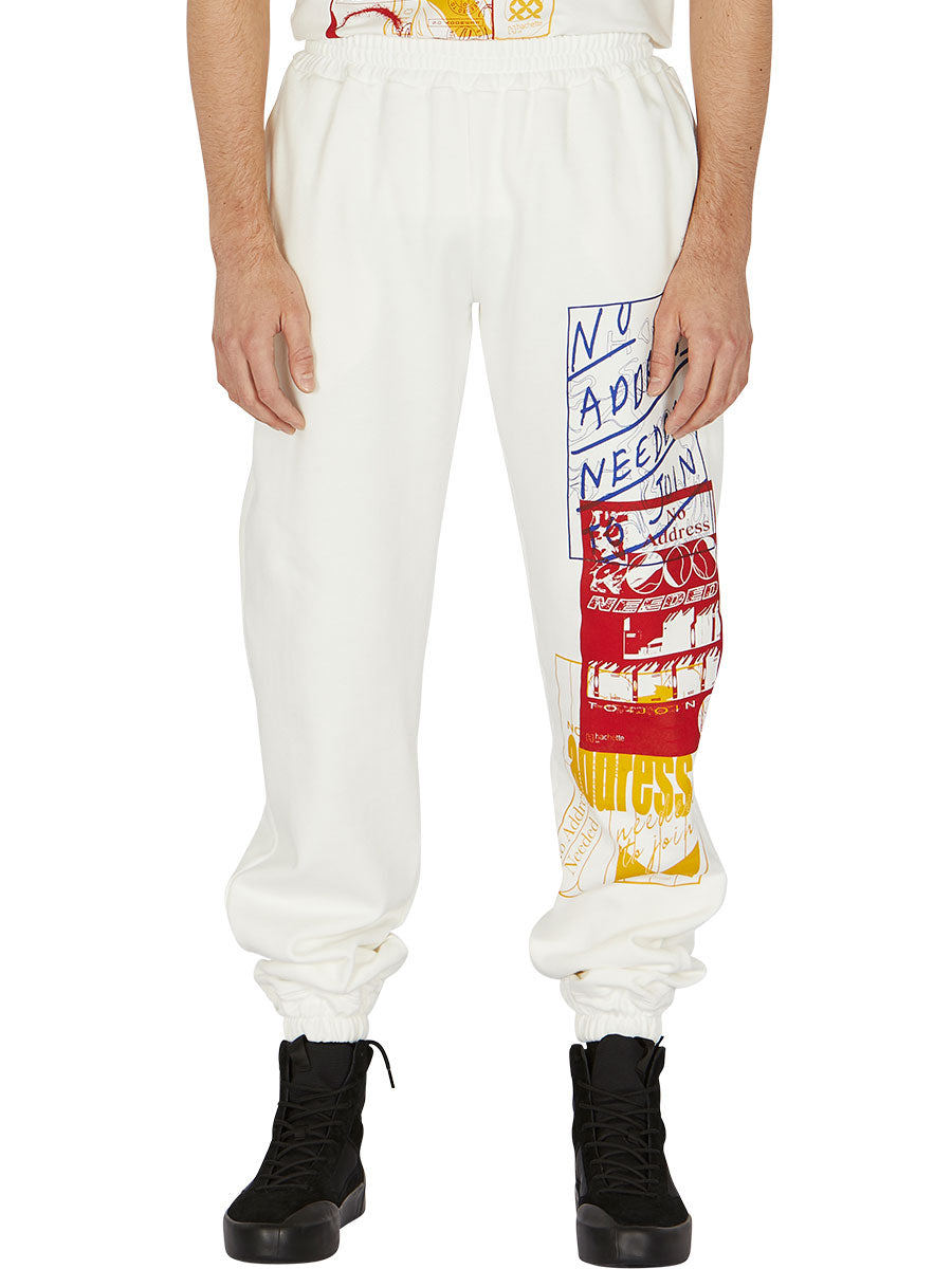 odd92 Bethany Williams Hachette Joggers Spring/Summer 2019 Menswear - 2
