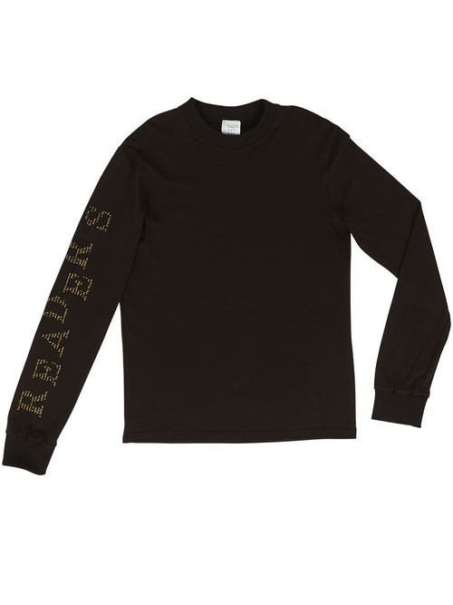 odd92 Bethany Williams Readers Long-Sleeve T-Shirt Spring/Summer 2019 Menswear - 1