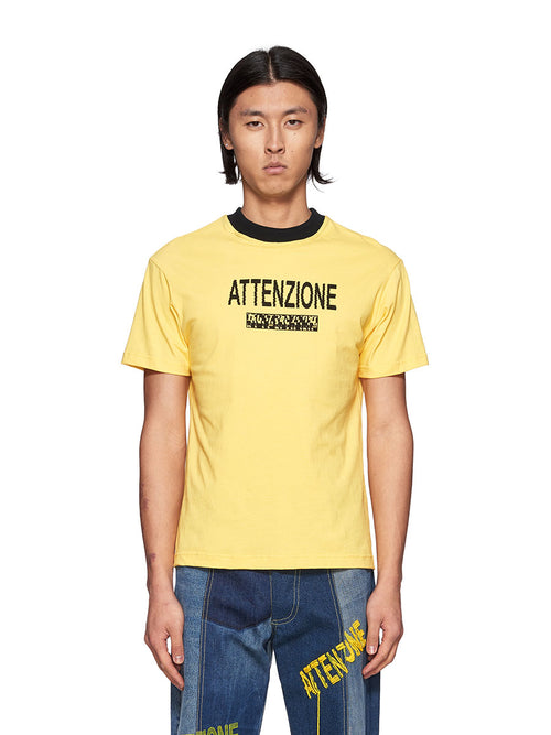 Bethany Williams Attenzione T-Shirt - 1