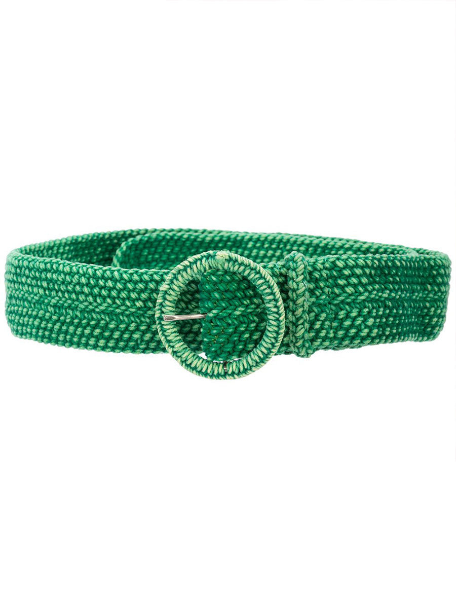 Chin Menswear Intl. Green Woven Belt odd92 - 1