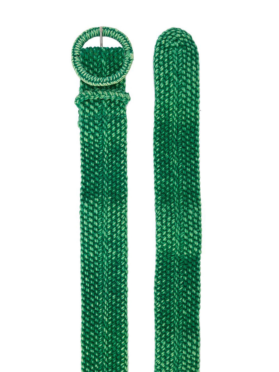Chin Menswear Intl. Green Woven Belt odd92 - 2