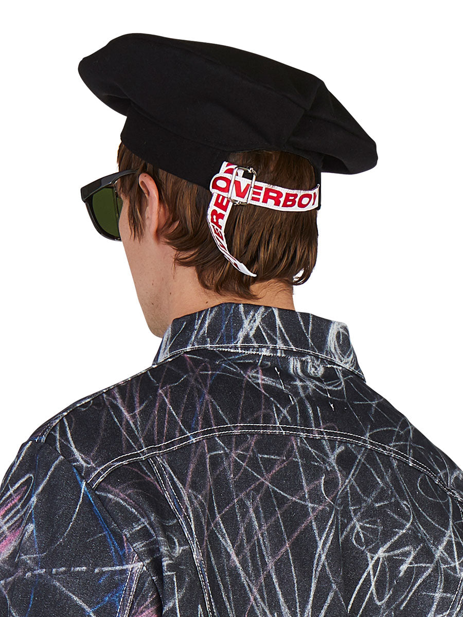 odd92 Charles Jeffrey Loverboy Spring/Summer 2019 Loverboy Beret - 4