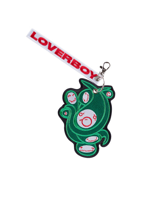 odd92 Charles Jeffrey Loverboy Spring/Summer 2019 Ghost Herd Keyring - 1