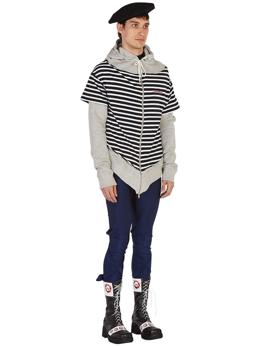 odd92 Charles Jeffrey Loverboy Spring/Summer 2019 All Tied Up Hoodie - 3