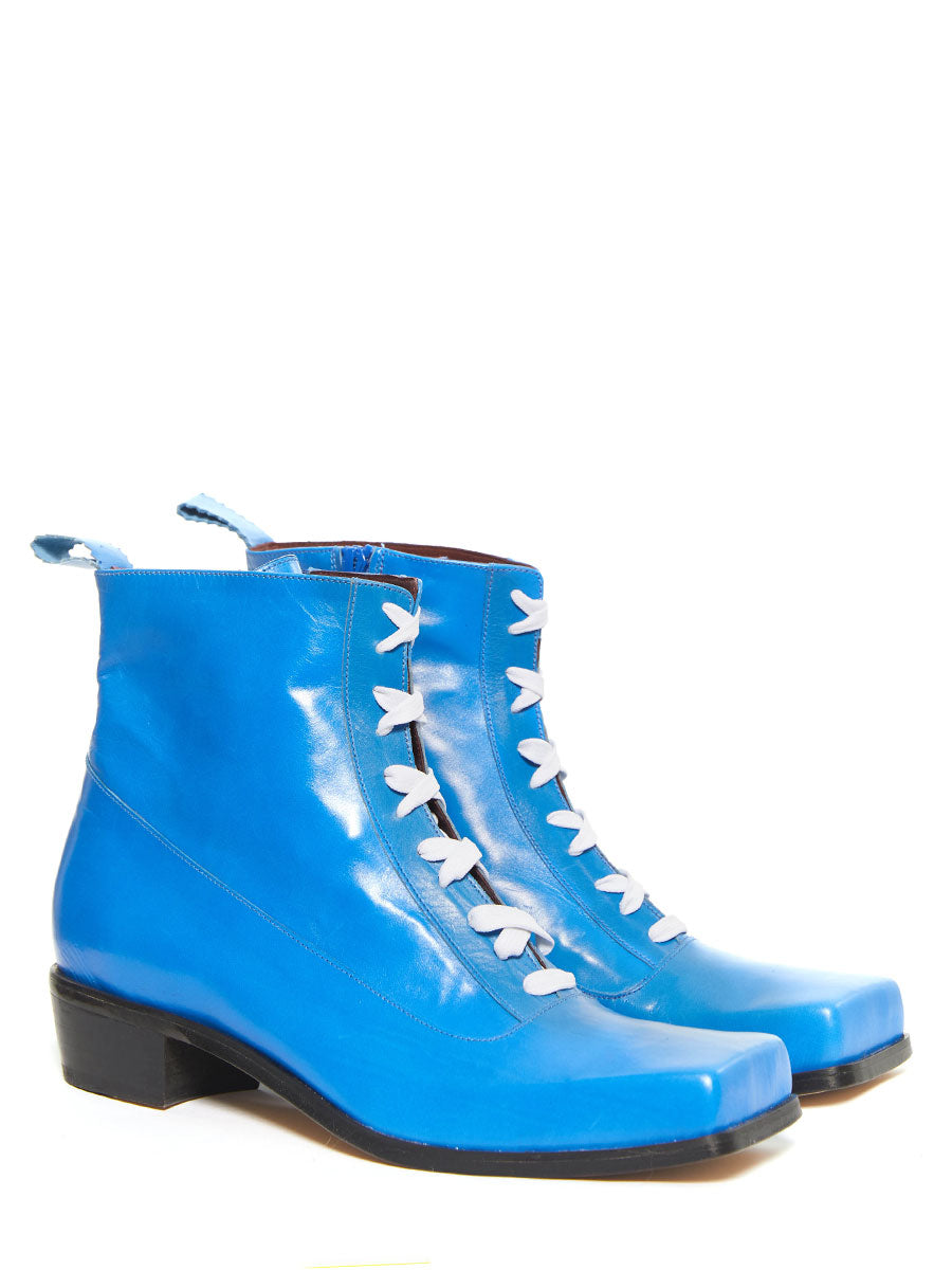Charles Jeffrey LoverboyX Roker Atelier Sass boots 5cHzwq4yw