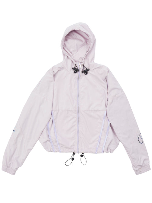 Lotus Hooded Jacket