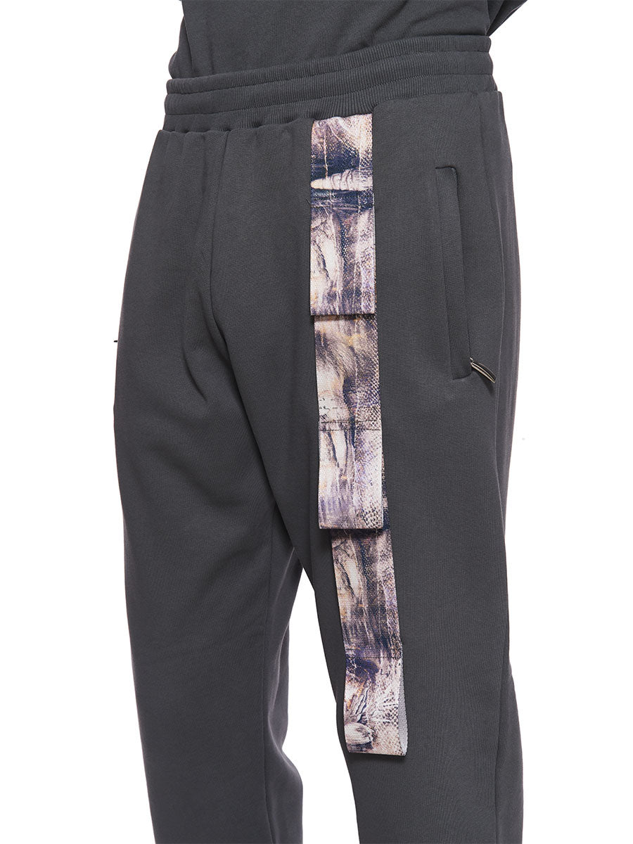 Cottweiler Grey Harness Joggers FW18 - 4