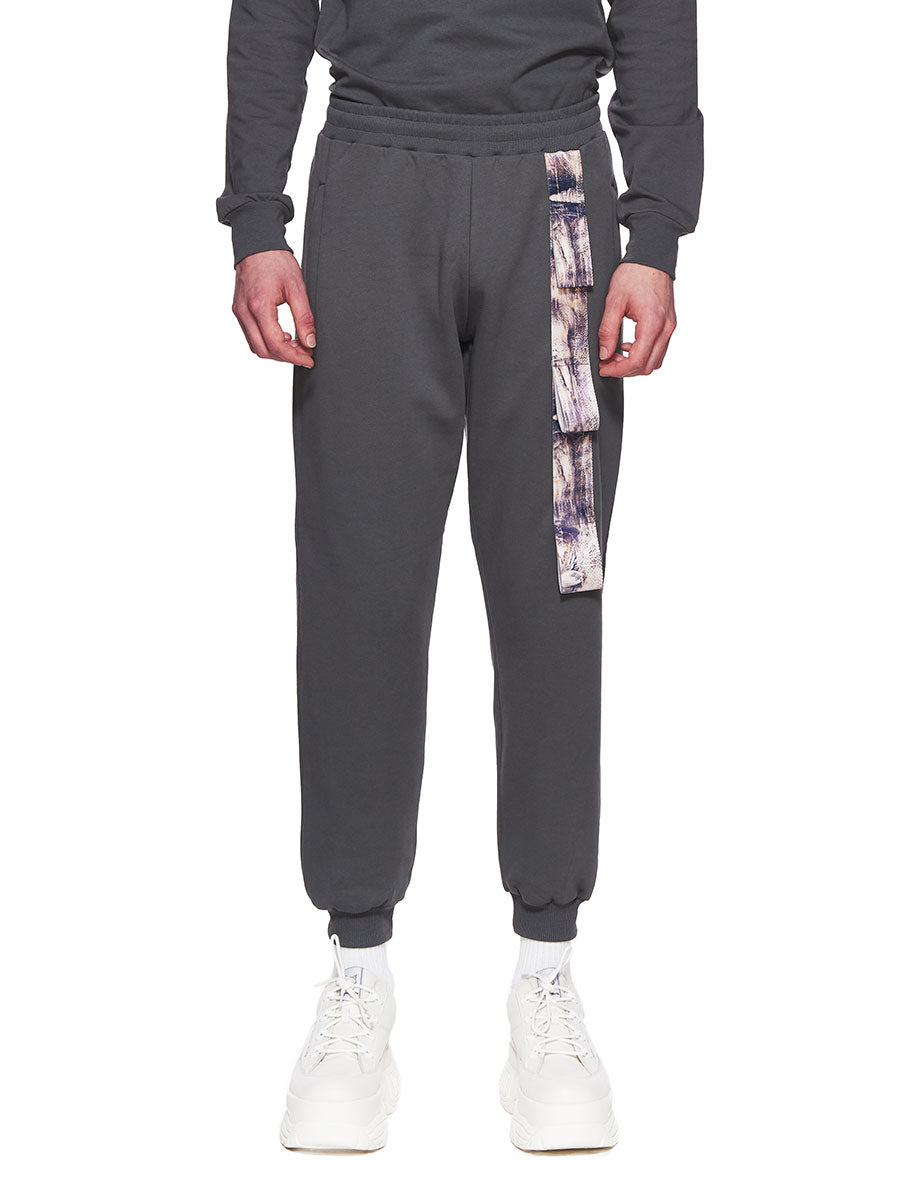 Cottweiler Grey Harness Joggers FW18 - 1