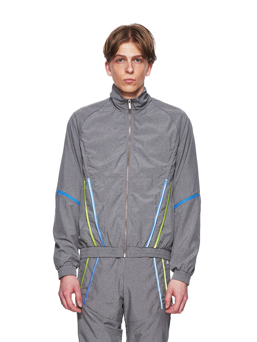 Cottweiler Grey Signature 3.0 Track Jacket FW18 - 1