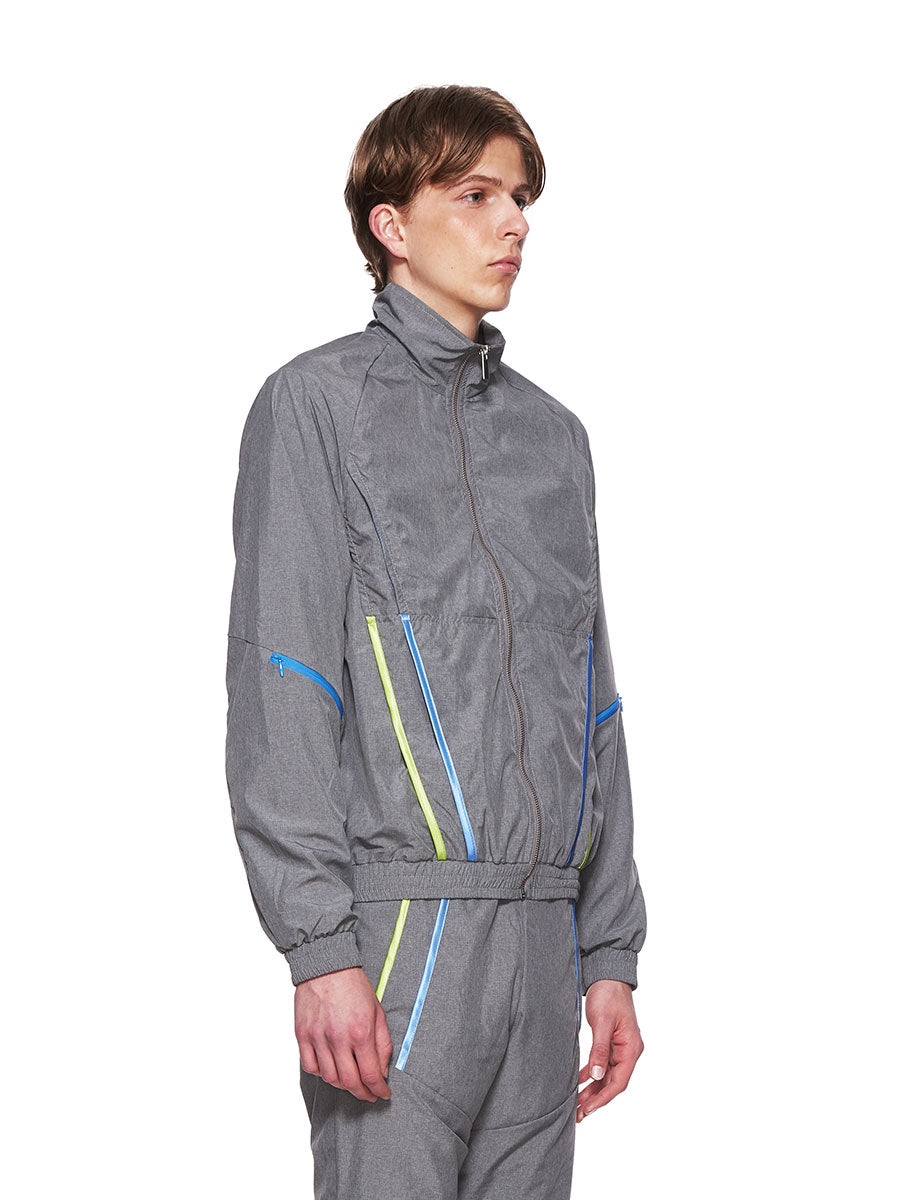 Cottweiler Grey Signature 3.0 Track Jacket FW18 - 2