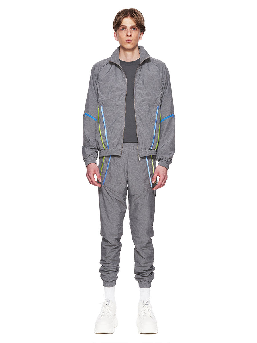 Cottweiler Grey Signature 3.0 Track Jacket FW18 - 4