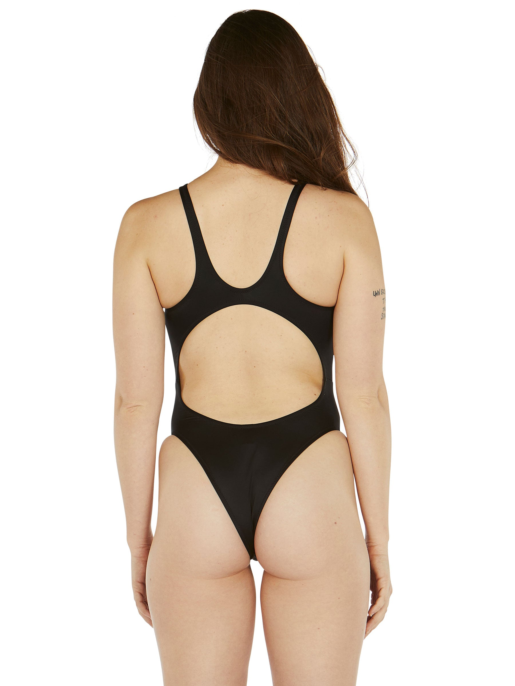 odd92 Fantabody Black Erika Swimsuit Spring/Summer 2019 Womenswear - 3