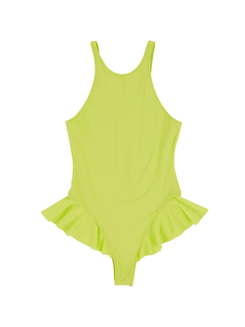 odd92 Fantabody Acid Green Erika Swimsuit Spring/Summer 2019 Womenswear - 1