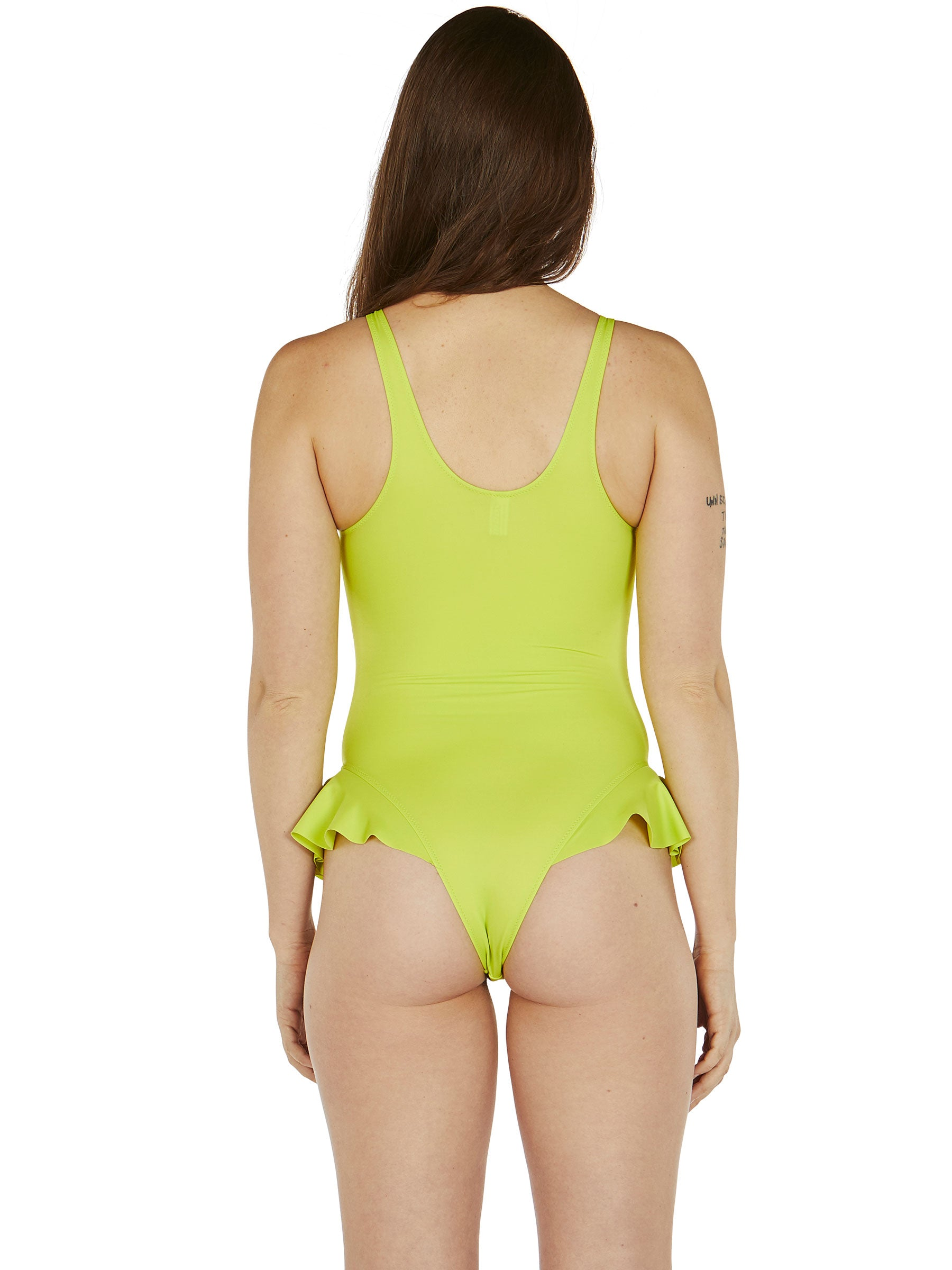 odd92 Fantabody Acid Green Erika Swimsuit Spring/Summer 2019 Womenswear - 4