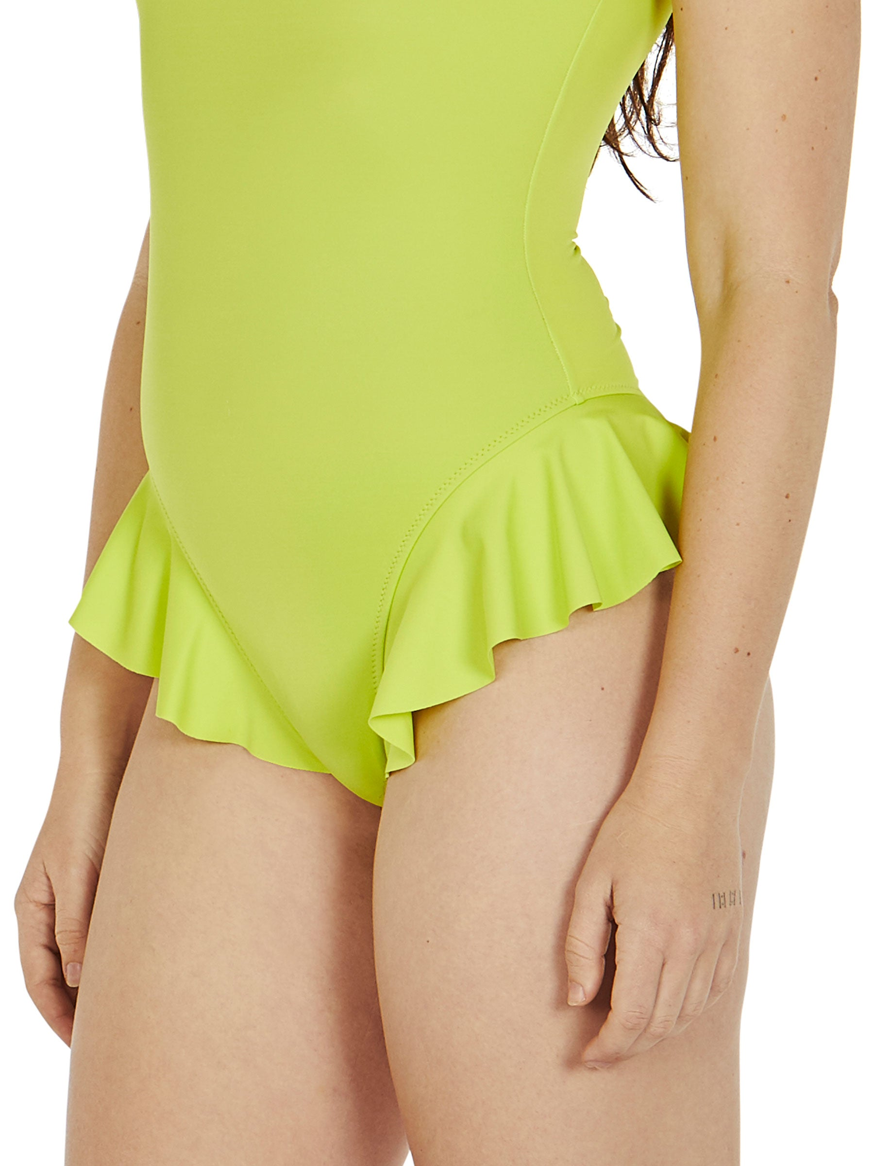 odd92 Fantabody Acid Green Erika Swimsuit Spring/Summer 2019 Womenswear - 5