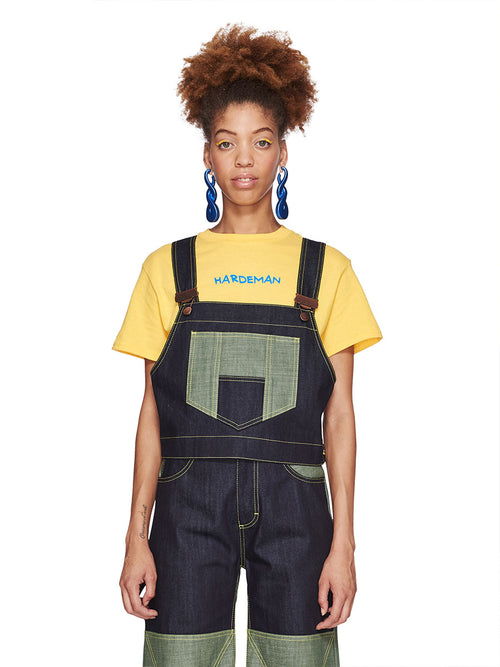 Dungaree Top