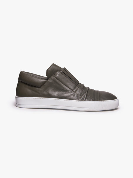 ALEXANDRE PLOKHOV  Creased Low-Top Sneakers - 1
