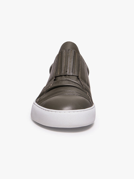 ALEXANDRE PLOKHOV  Creased Low-Top Sneakers - 2