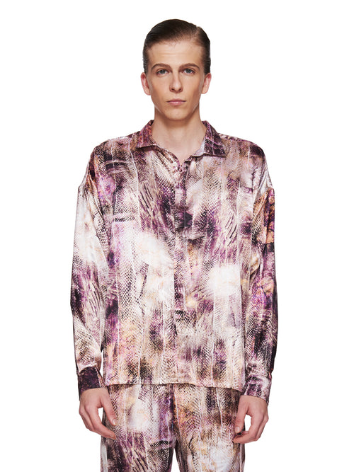 Cottweiler Fall/Winter 2018 Menswear Erosion Shirt odd92 - 1