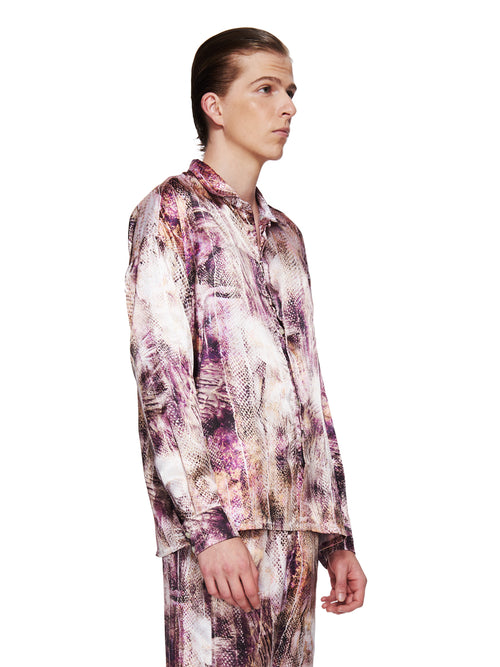 Cottweiler Fall/Winter 2018 Menswear Erosion Shirt odd92 - 2