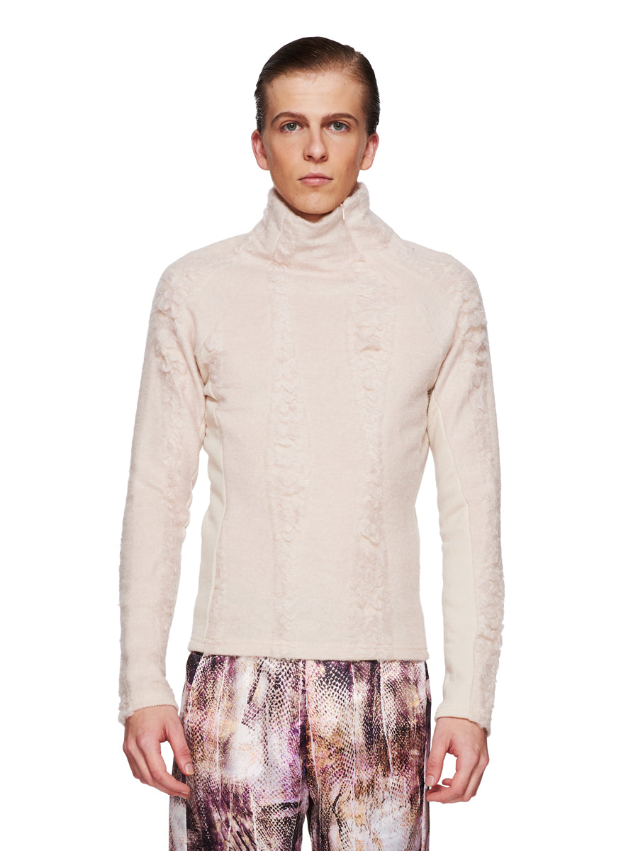Cottweiler Fall/Winter 2018 Menswear Cave Mock-Neck Sweater odd92 - 1