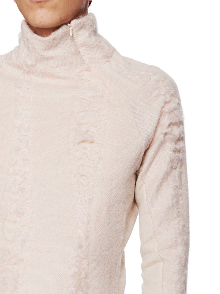 Cottweiler Fall/Winter 2018 Menswear Cave Mock-Neck Sweater odd92 - 6