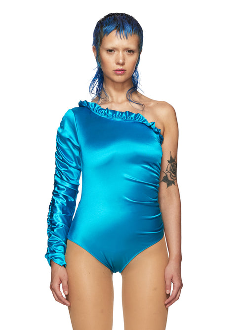 odd92 exclusive Fantabody Blue Carol Bodysuit - 1