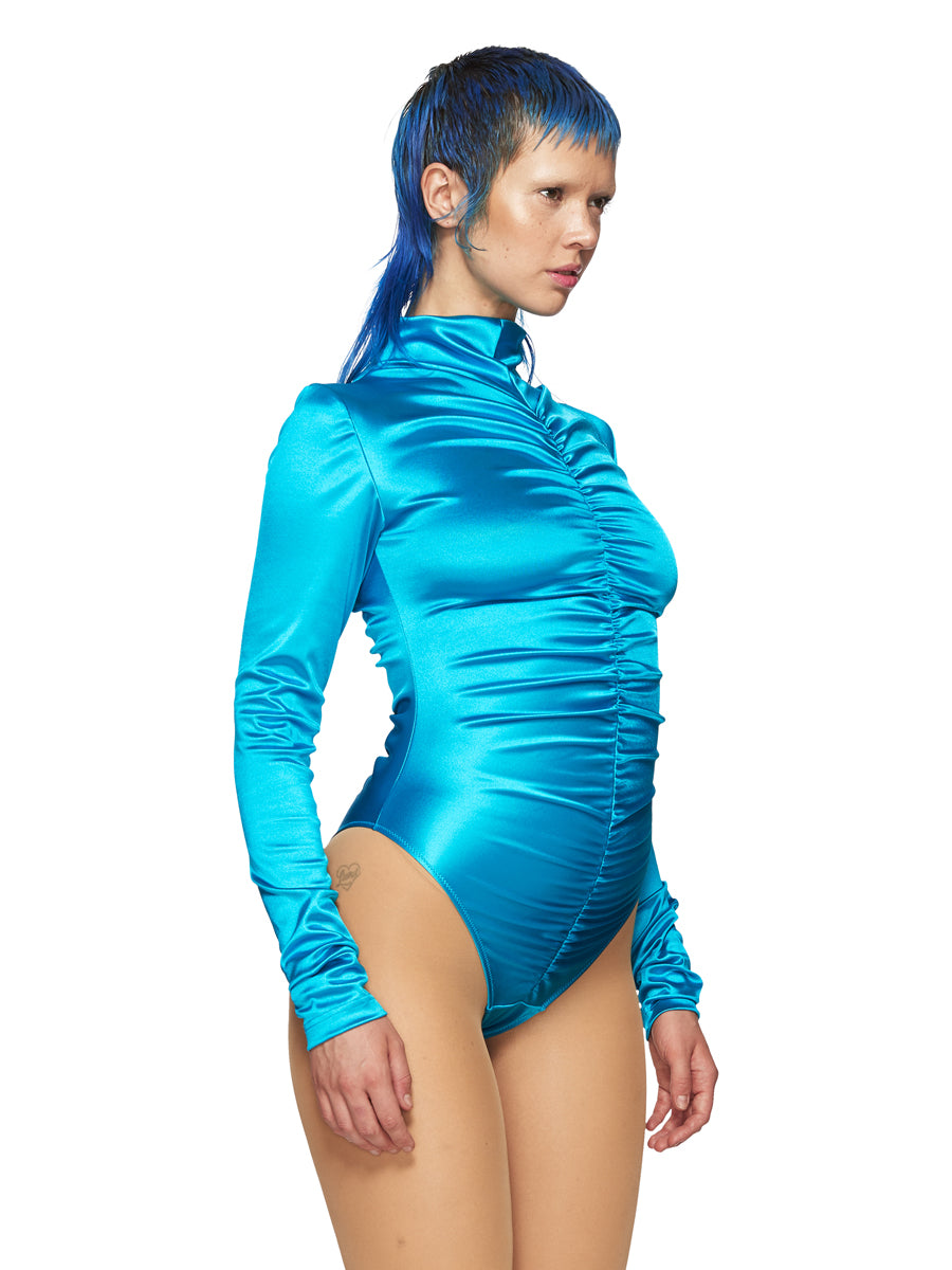 Fantabody Blue Maria Bodysuit odd92 exclusive - 4