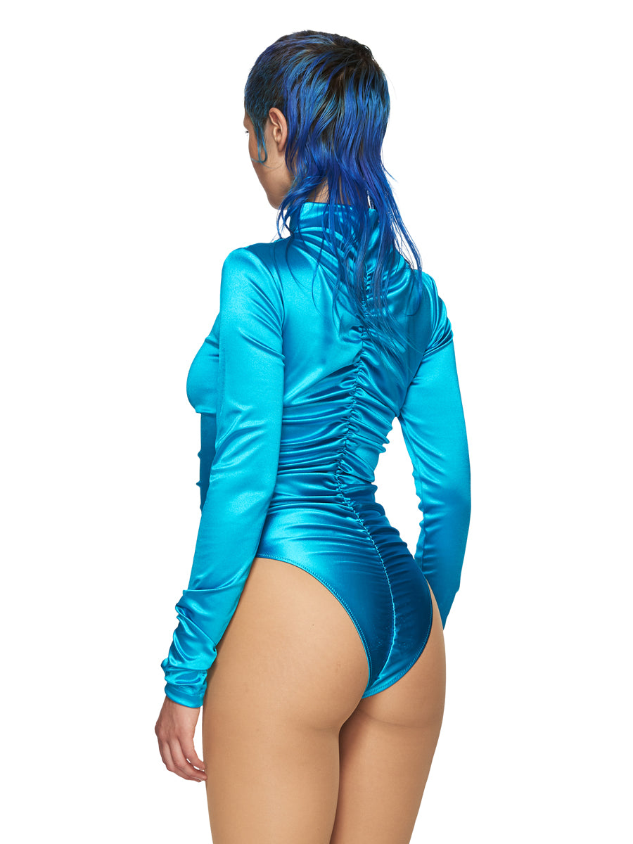 Fantabody Blue Maria Bodysuit odd92 exclusive - 5