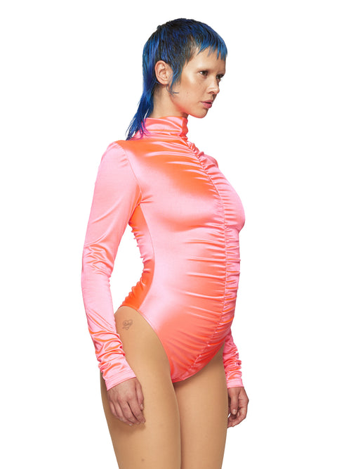 Fantabody Pink Maria Bodysuit odd92 exclusive - 2