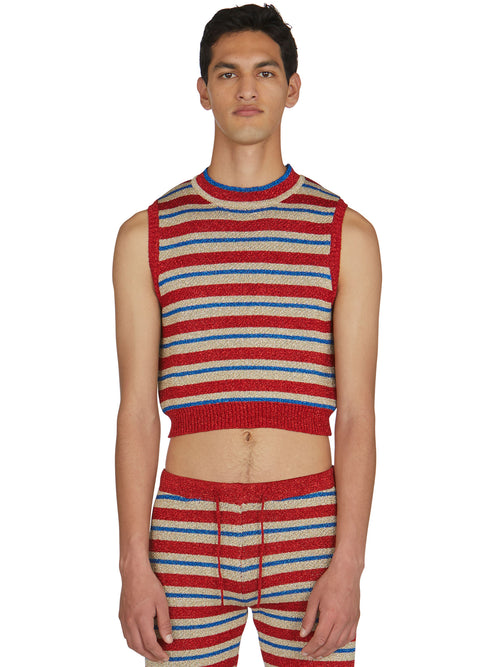 odd92 Shop Lazoschmidl Spring/Summer 2019 Menswear Gregor Knit Top - 2
