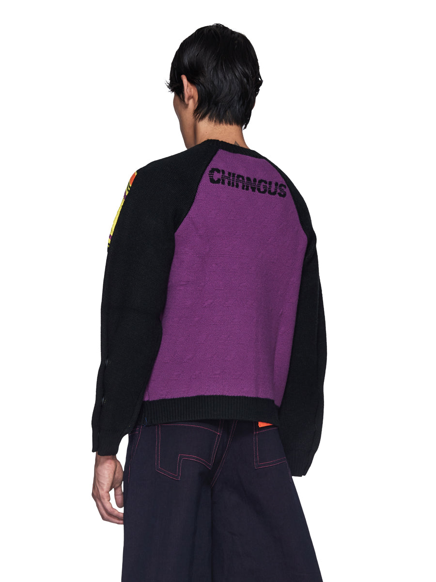 Angus Chiang Fall/Winter 2018 Menswear Dreamcatcher Knit Sweater odd92 - 4