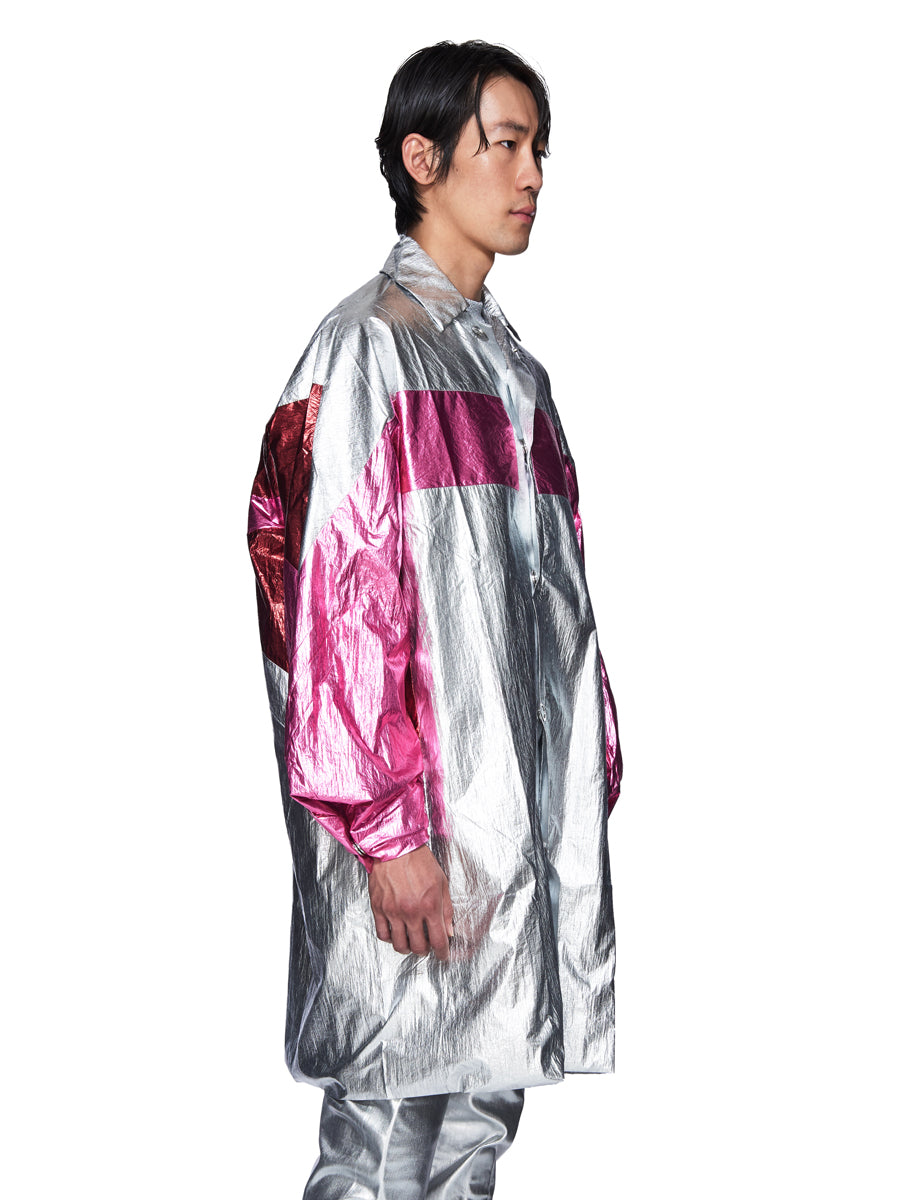 Angus Chiang Fall/Winter 2018 Menswear Aesthetic Raincoat odd92 - 2