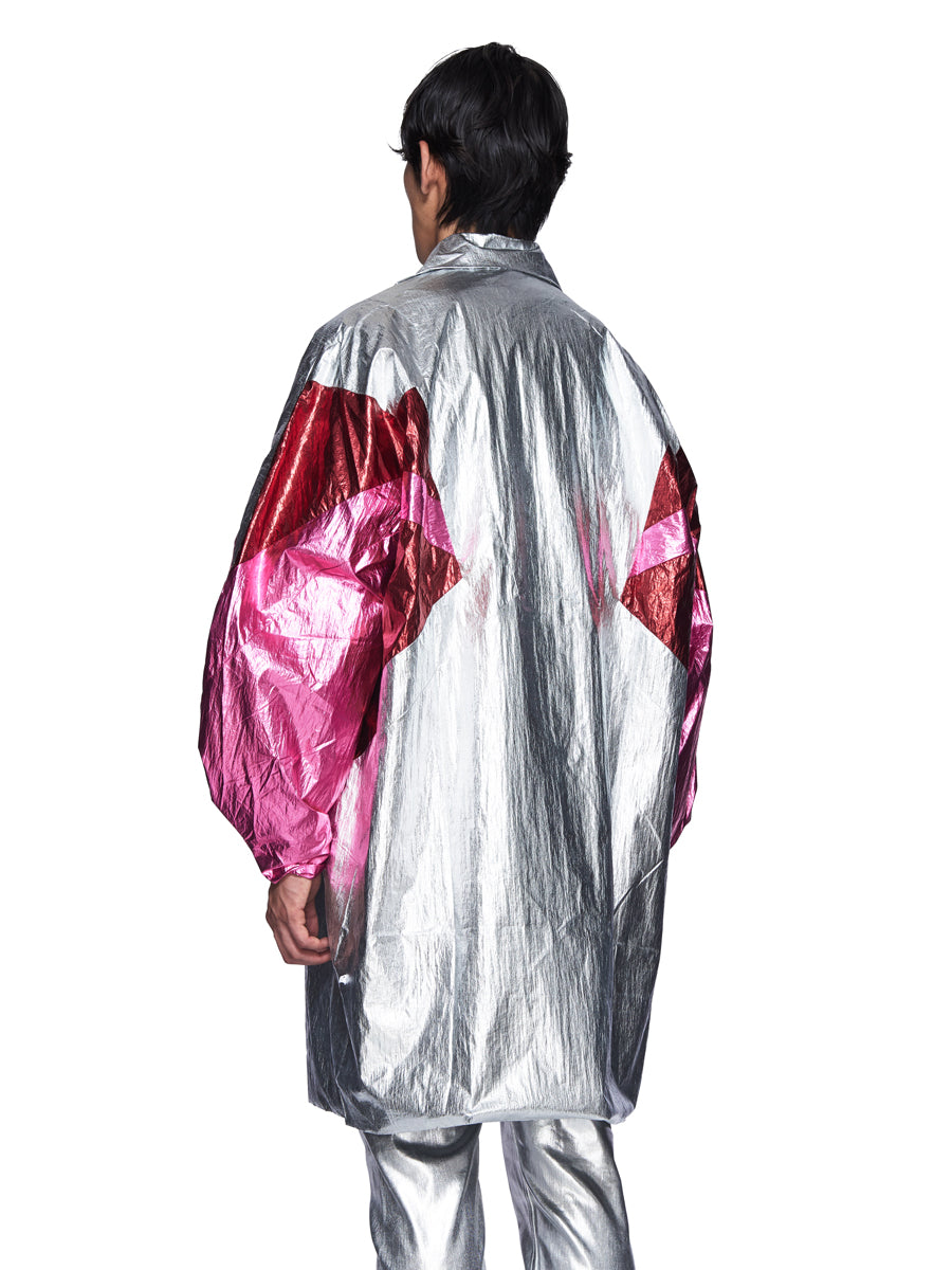 Angus Chiang Fall/Winter 2018 Menswear Aesthetic Raincoat odd92 - 3