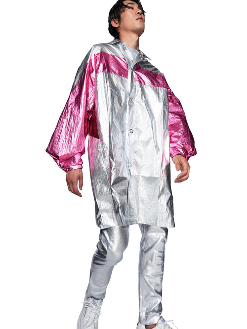 Aesthetic Raincoat