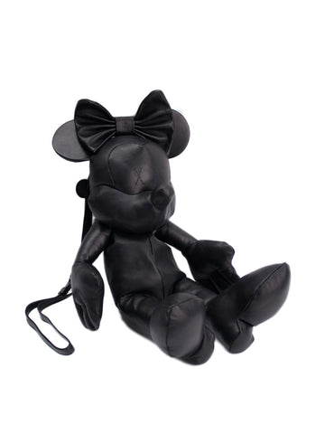 Leather Minnie Mouse Bag